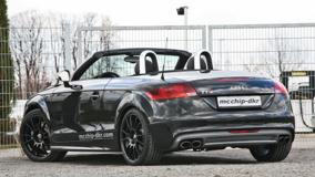 Mcchip Dkr Audi Tts 20 Tfsi Dsg Back Pose In Black